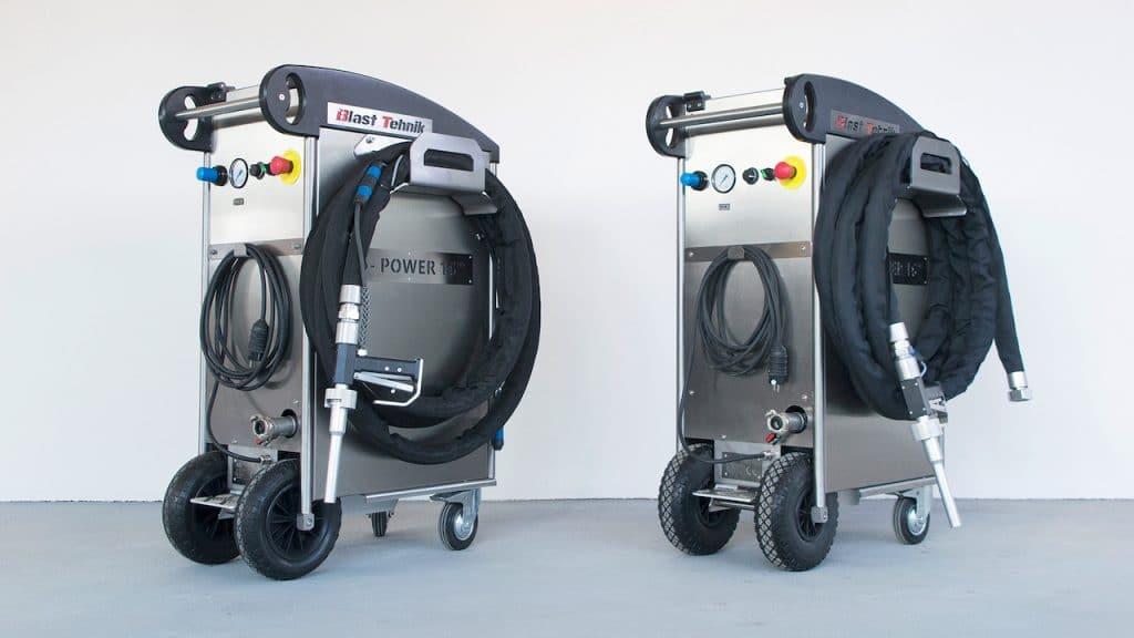Zakaj Blast Tehnik stroji za čiščenje s suhim ledom